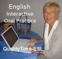 QualityTime-ESL - English Drills and Practice