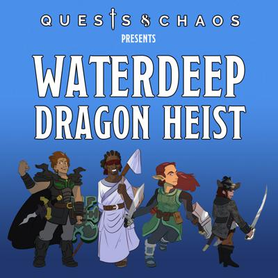 Chaos Agents DND Podcast
