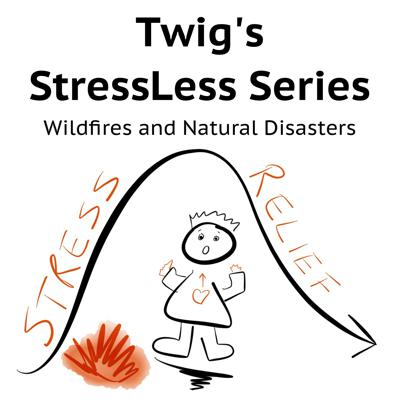 Twig's StressLess Guide for Wildfires and Other Natural Disasters