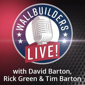 WallBuilders Live! with David Barton and Rick Green is a daily journey into the past to capture the ideas of the Founding Fathers of America and then apply them to the major issues of today. Featured guests will include Congressmen, Senators, and other elected officials, as well as experts, activists, authors, and commentators on a variety of issues facing America.