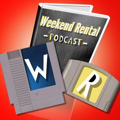 Remember the days of the arcade, 16 bits, and the video rental store?   Well we do! Join the Weekend Rental crew as we discuss video games new and old, movies, and all things geek.
