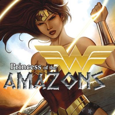 Wonder Woman: Princess of the Amazons