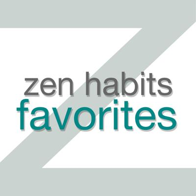 Each episode of Zen Habits Favorites features a select blog post written by Leo Babauta of Zen Habits, read by Chris Calabro. Zen Habits is about finding simplicity in the daily chaos of our lives. It's about clearing the clutter so we can focus on what's important, create something amazing, find happiness.