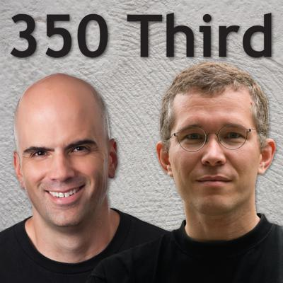 350 Third is a bi-weekly talk show discussing the impact of the Internet on business. Hosted by Scott Barstow and Anders Brownworth.