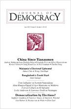 Journal of Democracy Podcasts
