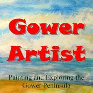 Jason Shepherd is a Gower Artist and Art Teacher from Swansea in South Wales. In this blog he will be talking about his paintings and showing step by step how he has painted them. Jason paints landscapes and figurative/ Portrait art using Acrylic and Watercolour's.  Jason will also be discussing his favourite Welsh Artists and their most interesting Art Works.