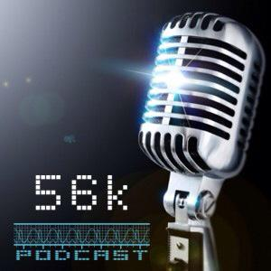 Cover art for Podcast56k - Episodio 1