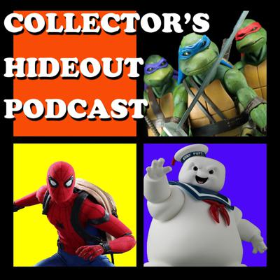 Weizie and friends sit down and discuss all things nerdy and collectible. We veer off the path quite a bit and laugh the whole way.
