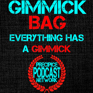 Join Moriartea and Todd as they discuss the gimmick of things, they do then to discuss a good bit of wrestling and humor.