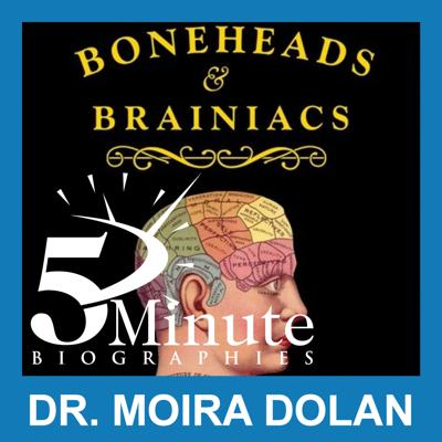 Cover art for Boneheads and Brainiacs