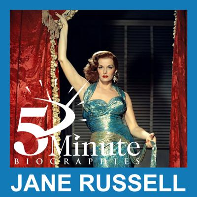 Cover art for Jane Russell