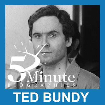 Cover art for Ted Bundy