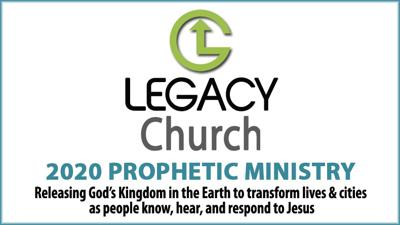 Cover art for Prophetic Ministry: December 2020 (9am) (Audio)