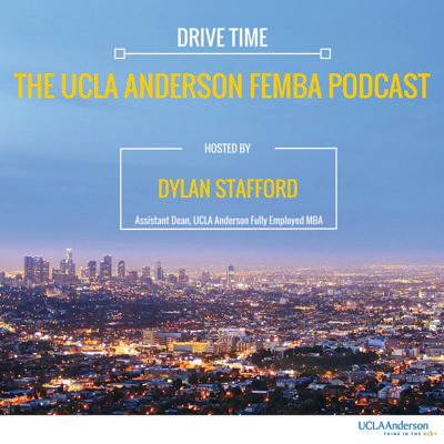 Interviews with UCLA Anderson FEMBA students, faculty and staff with host Assistant Dean Dylan Stafford.