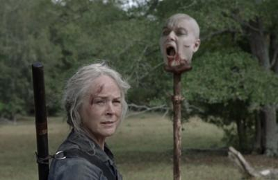Cover art for TWDTT 113 – Look at the Flowers (S10E14)