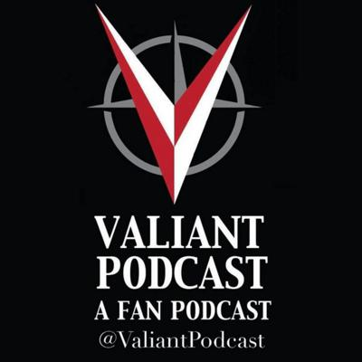 Chris Campbell and Darrell Taylor celebrate all things in the Valiant universe.