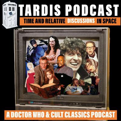 Greetings earthlings! This is Time & Relative  DISCUSSIONS In Space (TARDIS),  a  Doctor Who &  other Cult Classics themed podcast brought to you by the Taylor Network of Podcast.    Join The Captain and his two faithful companions Paul Sherman and Darrell Taylor as we embark on adventures through space and time. Together we will travers to the different worlds and universes of our favoured cult tv, films, books and comics.    We will give you the latest news, reviews, and in depth discussion on classic  episodes and our favourite shows e.g. favourite villains, characters and much more!   This podcast is for fans both old and new. Maybe we will discuss your favorite  show or introduce you to something you've never seen before.    Earthlings, we want you to be part of the  discussions by tweeting, instagramming us at  @tardispodcast or emailing us at Tardispodcast@gmail.com.  YOU CAN ALSO CHECK OUT and like our tardis podcast FACE BOOK page . We would really love to hear your comments and answer your questions . If you love the show then please leave a review.