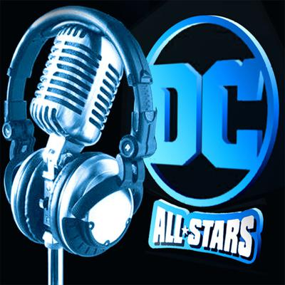 The DC ALL STARS PODCAST covers and celebrates everything related to the DC Comics Universe. We've also got the film and TV stuff in there, both old and new. Plus the latest DC news about the comics, the creators, the company, and everything in between.