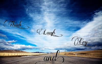 Think Laugh Cry and... » Podcast