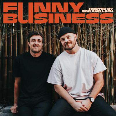 A podcast for free thinkers and creators exploring business culture and performance in Australia and abroad. Hosted by Robbie Hicks and Lachlan Bradford.