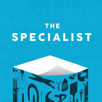 A podcast about work we don't think about and the people who do it. Hosted by Casey Miner, project of KALW public radio in San Francisco. Tips? specialistpodcast@gmail.com.