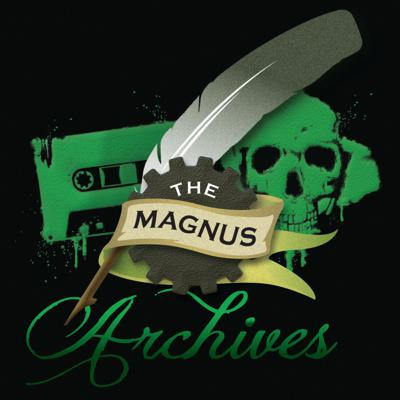 Cover art for MAG 0.1 The Magnus Archives – Seed