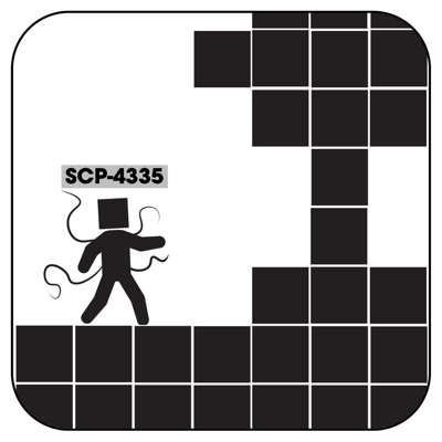 Cover art for SCP-4335: