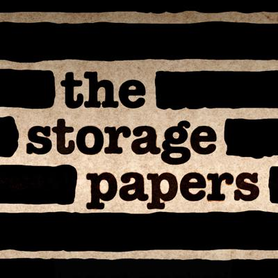 In July of 2019, Jeremy made the fortuitous decision to make the only bid on an abandoned storage unit. At first disappointed by no apparent treasure, what he discovered instead is a trove of the most extensive documentation of seemingly unexplainable events he's ever seen. Join him on his journey of discovery through the horrific, paranormal, and downright unusual events of each podcast episode and sink into the frightening reality that lurks just beneath the skin of our everyday lives.  The Storage Papers is an independent podcast and runs solely on the fear and passion of its creators.