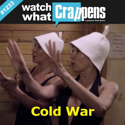 Cover art for RHONY: Cold War