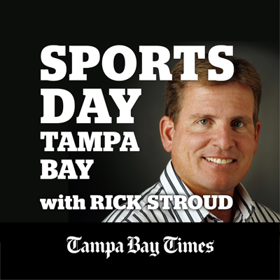 Award Winning Journalist Rick Stroud of the Tampa Bay Times takes you inside Tampa Bay Sports each weekday. Rick will go deeper into the biggest stories in Tampa Bay and have great guests to give even more insight on the Bucs, Rays, Lightning, USF and more.