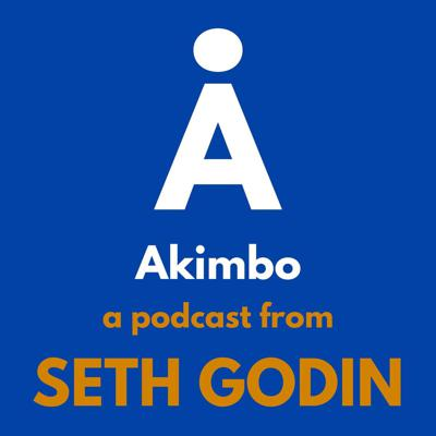 Akimbo is an ancient word, from the bend in the river or the bend in an archer's bow. It's become a symbol for strength, a posture of possibility, the idea that when we stand tall, arms bent, looking right at it, we can make a difference.Akimbo's a podcast about our culture and about how we can change it. About seeing what's happening and choosing to do something.The culture is real, but it can be changed. You can bend it.