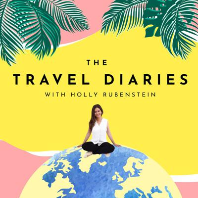 The Travel Diaries is a weekly interview series where entertainment and travel journalist Holly Rubenstein chats to a special guest about their adventures around the world, and the travel experiences and destinations that have shaped their lives.Be transported to exotic and far flung places as Holly and her diverse range of famous guests, take you on a journey through the eight key chapters of their life's travel diaries, from their earliest childhood travel memory and the first place they fell in love with; to their all time favourite destination, their hidden gem recommendation and what's at the top of their bucket list. It's wanderlust, guaranteed!