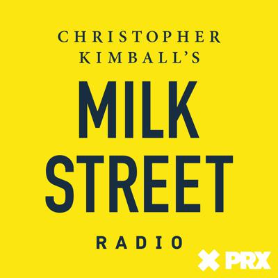 Milk Street Radio travels the world to discover how food and cooking are changing lives and cultures, from $13,500 melons in Japan and computer-generated cookie recipes to the home cooking of Ina Garten and Egyptian fast food in Berlin.