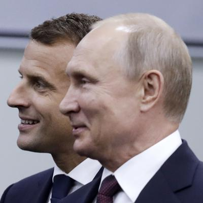 Why sanctions are failing to isolate Russia
