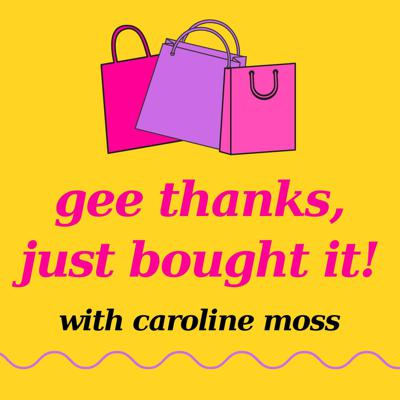 Shopping expert Caroline Moss knows where to find all the life-changing under-the-radar products you didn't think you needed — like hand warmers that double as phone chargers, foot hammocks, and full-face ice masks. Each week she and a savvy guest give you the real deal on their favorite recent purchases and reveal where you can find them too. Subscribe now and let's all go shopping together!
