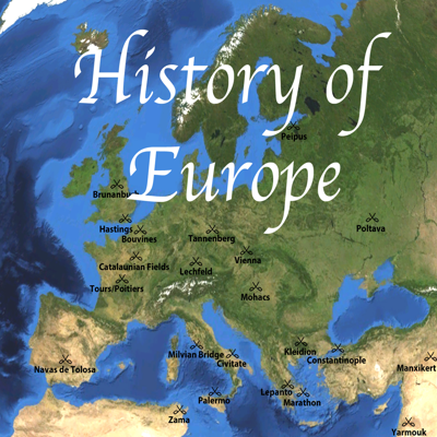 A podcast on European conflicts from the perspective of each side to provide an alternative to the traditional national narratives. Going chronologically from the Ancient Greeks onwards I will describe to some extent how each battle was won or lost by particular decisions, tactics, technology or fortune. But the aim of each main narrative will be to place each battle in the context of the overall history of Europe.