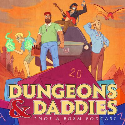 A D&D real play podcast about four dads from our world transported into the Forgotten Realms and their quest to rescue their sons. Not a BDSM podcast!