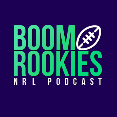 We are NRL Boom Rookies, the Rugby League podcast hosted by resident experts Mitch Doyle and Matthew Bungard alongside everyone's favourite outsider insider Dale Roots. We aim to give hardcore Rugby League fans something different to what they receive from the mainstream media outlets – be that be providing you with the Rugby League knowledge and food takes you deserve*, or mixing in Broncos tears, Souths Arrogance and