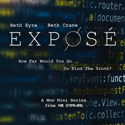 Cover art for Exposé :: Episode One - Baz Grant