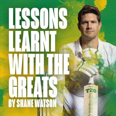 Lessons Learnt with the Greats gets inside the minds of the greatest cricketers the world has ever seen. These amazing insights dive into the technical, mental and fitness side of cricket, the media, the investment and business aspects of their life as well as general life lessons that we all can learn from.