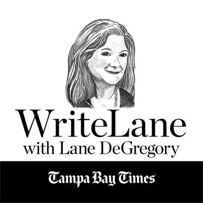 Lane DeGregory, a Pulitzer Prize-winning reporter at the Tampa Bay Times, is a masterful storyteller. Each episode of WriteLane is a discussion of craft, using prime examples of narrative journalism. DeGregory joined the Times in 2000 after working for two papers in Virginia. She has won dozens of national awards, including twice winning Scripps Howard's Ernie Pyle Award for human interest writing, eight National Headliner Awards and eight awards from the American Society of Newspaper Editors. She teaches at the University of South Florida, the Poynter Institute for Media Studies and journalism conferences across the world.