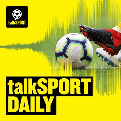 A podcast to kick start your day, as we nail the biggest talking points of the day with plenty of punchy personality and opinion. Join us every week day morning for big sporting stories and laughs wrapped into one podcast. Subscribe now to talkSPORT Daily on Acast, Spotify and Apple Podcasts.