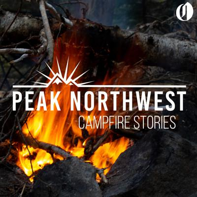 Cover art for Campfire stories: A mountain climbing misadventure and cross-country road trip