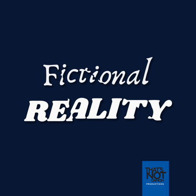 FICTIONAL REALITY IS A PODCAST SERIES LOOKING AT NARRATIVE WORLDS, IMMERSIVE THEATRE, PUZZLE ADVENTURES, ESCAPE ROOMS, TREASURE HUNTS AND GAMIFIED STORIES. Join us as we explore the depths of what it means to create a Fictional Reality.