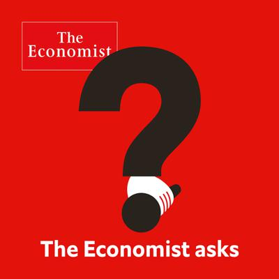 Cover art for The Economist Asks: Cory Booker