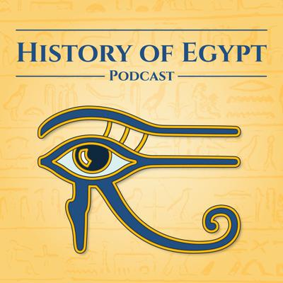 Discover ancient Egypt, in their own words. This podcast uses ancient texts and archaeology to uncover the lost world of the Nile Valley. A tale of pharaohs, pyramids, gods, and people. The show is written by a trained Egyptologist and uses detailed, up-to-date research. We dive deep into the ancient society, to uncover their fascinating tales. A member of the Agora Podcast Network.