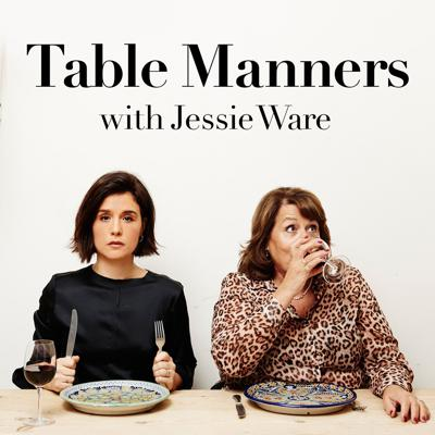 Jessie Ware hosts a podcast about food, family, and the beautiful art of having a chat, direct fromher very own dinner table. With a little bit of help from her chef extraordinairemum Lennie, each week guests from the worlds of music, culture and politics drop by for a bite and a bit of a natter.Oversharing guaranteed.Produced by Alice Williams