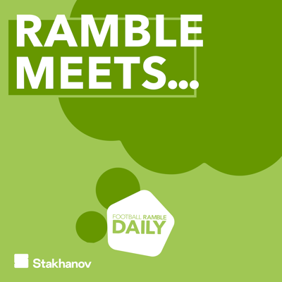 Cover art for Ramble Meets... Danny Murphy (Part 2)