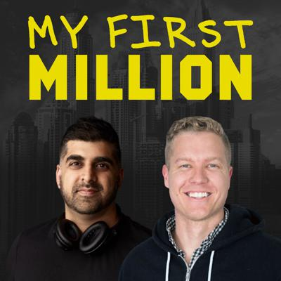 The Hustle presents - My First Million. We talk to millionaires to hear the untold backstories & strategies behind their success. We talk to people who have made a fortune through iPhone apps, real estate, blogs, bitcoin & side hustles. Listen in and maybe you'll get ideas on how you can make your first million.
