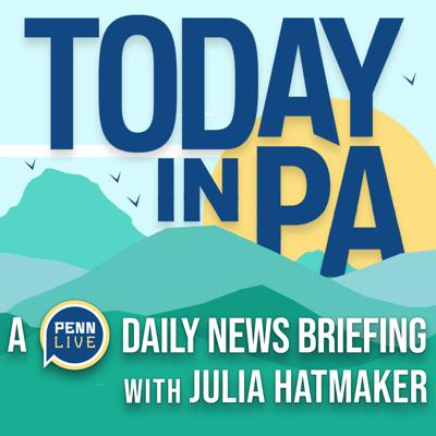 It's what you need to know about what's happening in Pennsylvania, delivered to you in around 5 minutes every weekday morning by PennLive.com reporter Julia Hatmaker.